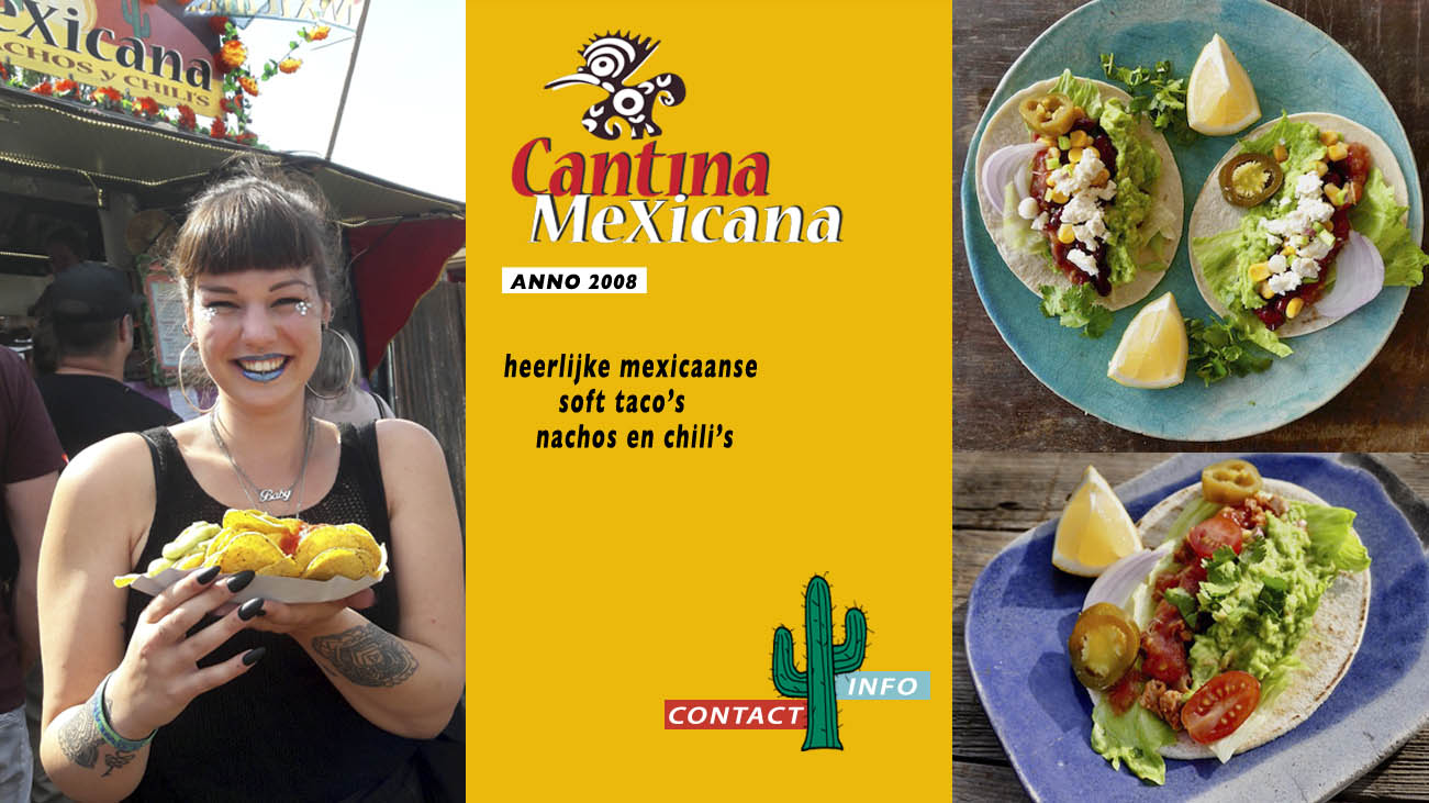 Cantina Mexicana homepage